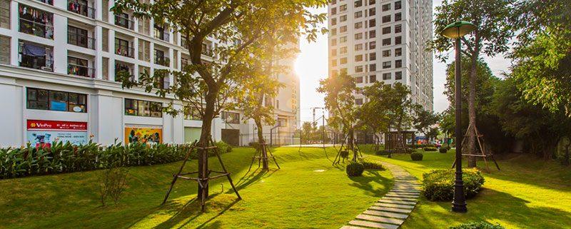 khong-gian-xanh-vinhomes-times-city