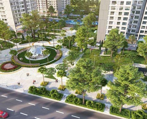khong-gian-xanh-vinhomes-times-city-park-hill-premium