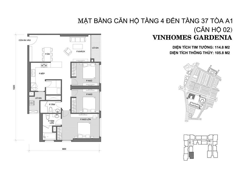 mat-bang-can-ho-02-toa-a1-vinhomes-gardenia