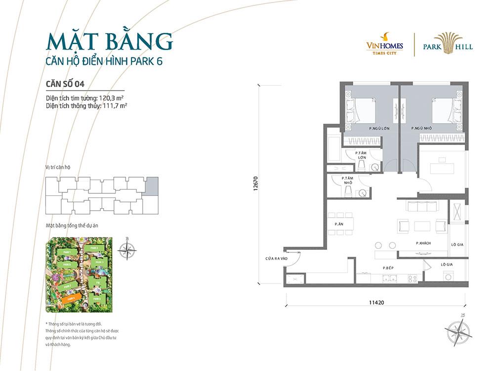mat-bang-can-ho-04-toa-park-6-vinhomes-times-city-park-hill