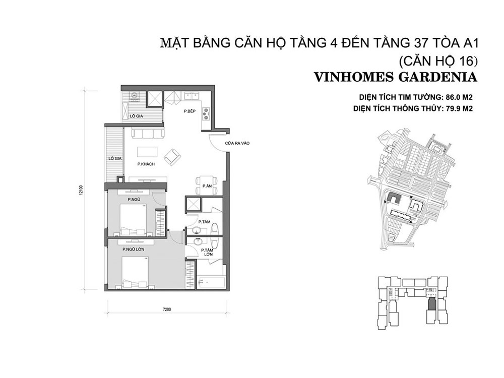 mat-bang-can-ho-16-toa-a1-vinhomes-gardenia