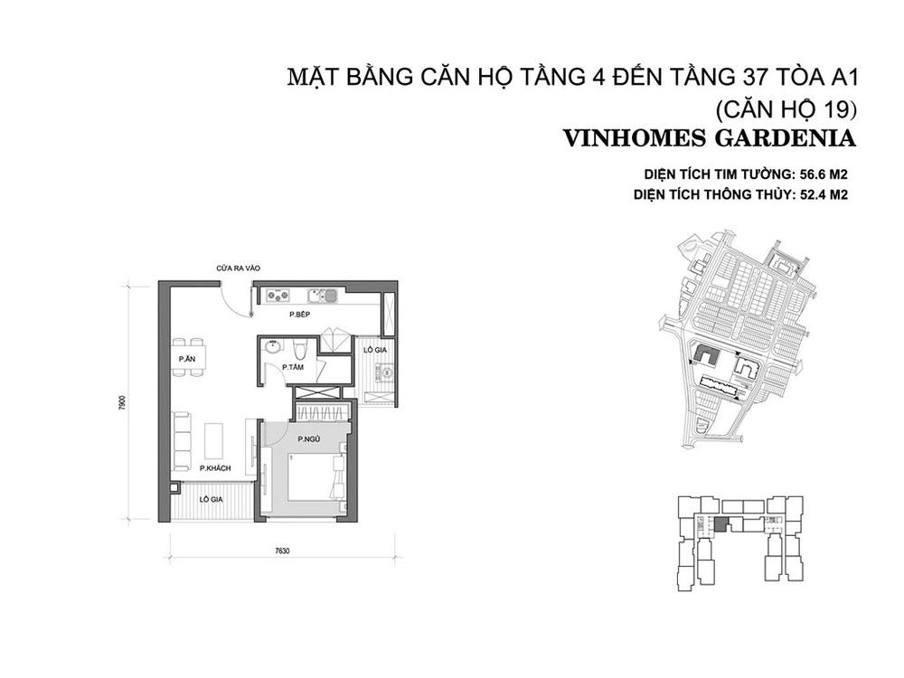 mat-bang-can-ho-19-toa-a1-vinhomes-gardenia