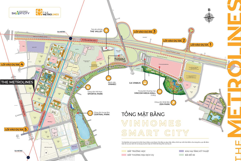 vi-tri-phan-khu-the-metrolines-vinhomes-smart-city
